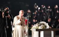 【環球異見】ローマ教皇訪日 仏紙「したたか外交」 米紙「高齢押し11カ国歴訪」