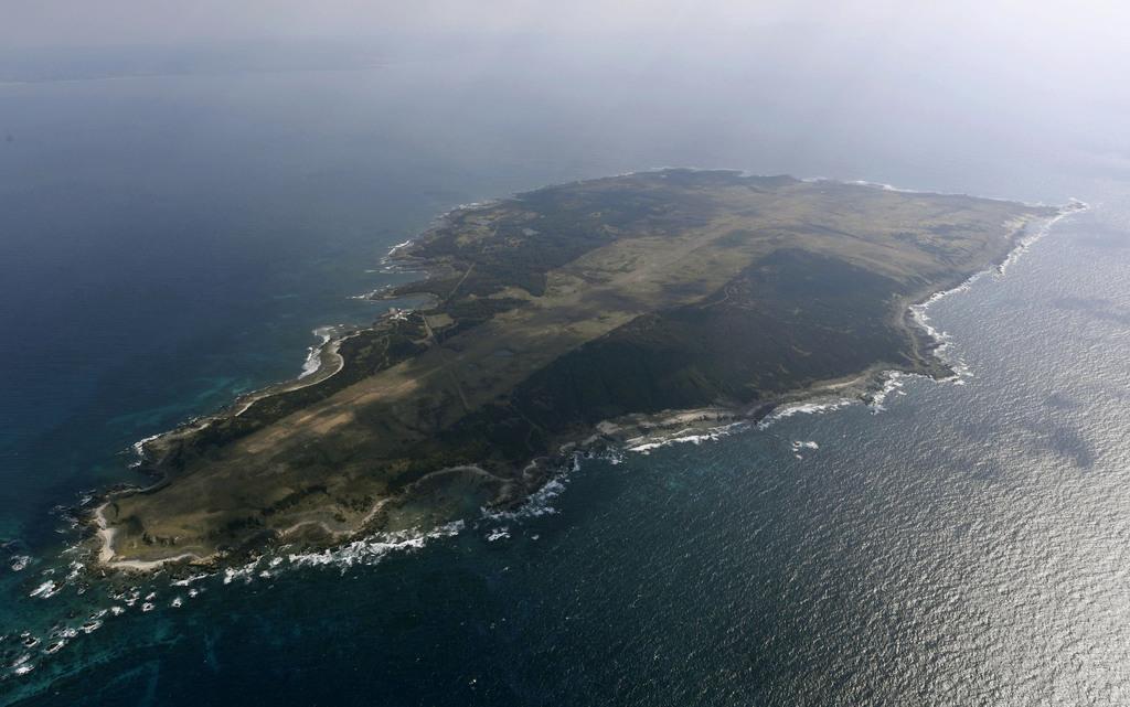 鹿児島県西之表市の馬毛島=平成30年10月