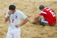 ラモス瑠偉監督「歴史をつくってほしかった」 ビーチサッカーW杯で日本4位
