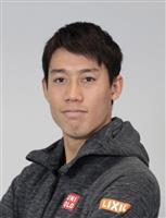 錦織圭は13位 男子テニス世界ランキング