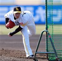 長谷川宙輝、ヤクルトと契約 前ソフトバンクの育成選手