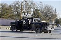 武装集団と治安当局衝突 21人死亡 メキシコ国境