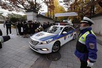 """【劇場型半島】韓国受験生乗せ校門に突っ込んだパトカーは""""美談""""か"""