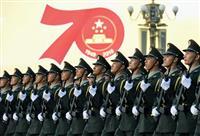 中国の軍拡路線に暗雲 経済減速、米の対中圧力が影響