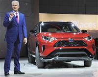 米新車販売、日系5社増加 11月、SUV好調