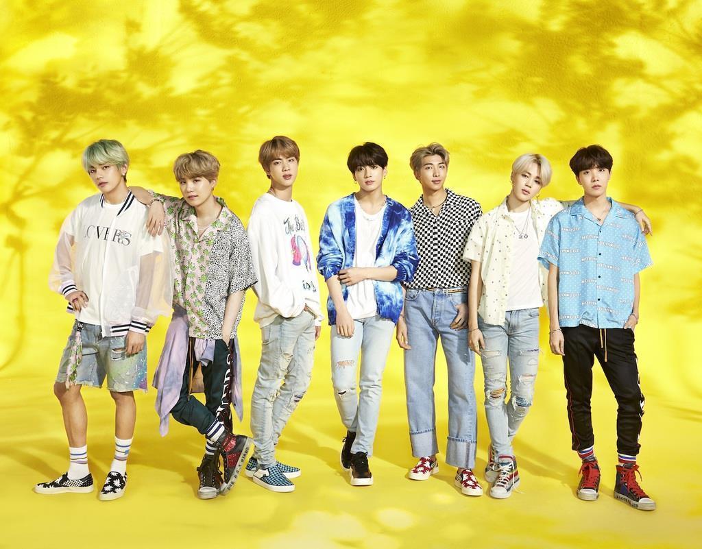 BTS「FNS歌謡祭」初出演 第1夜で2曲パフォーマンス(C)フジテレビ