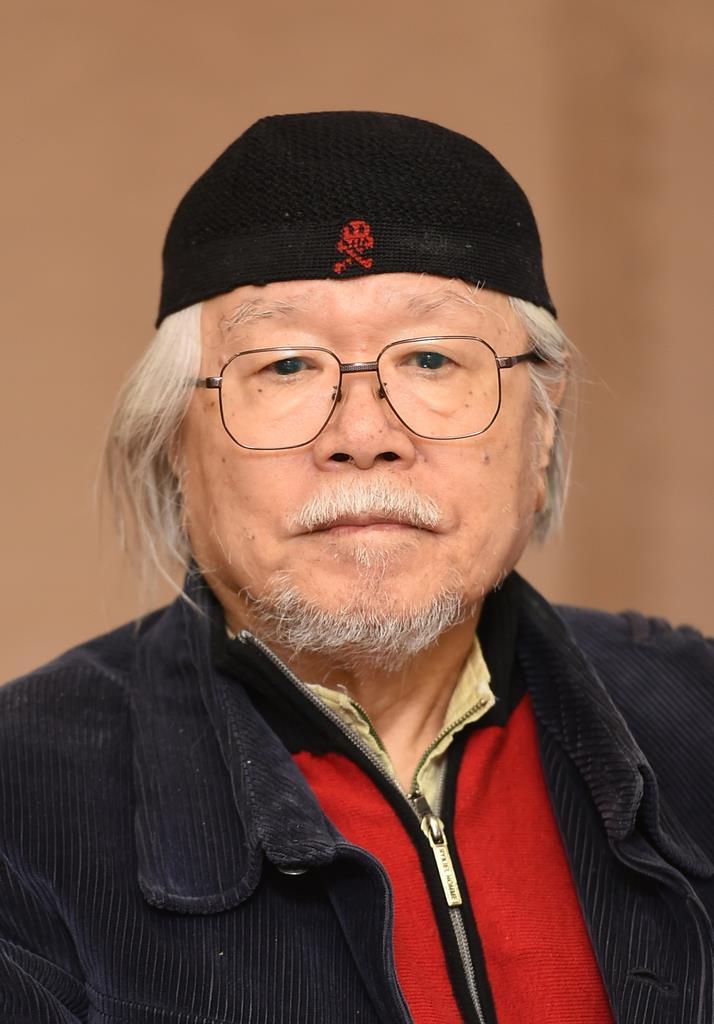 漫画家の松本零士さん