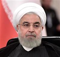 イラン、ロウハニ大統領の訪日打診 特使が首相に伝達 年内にも