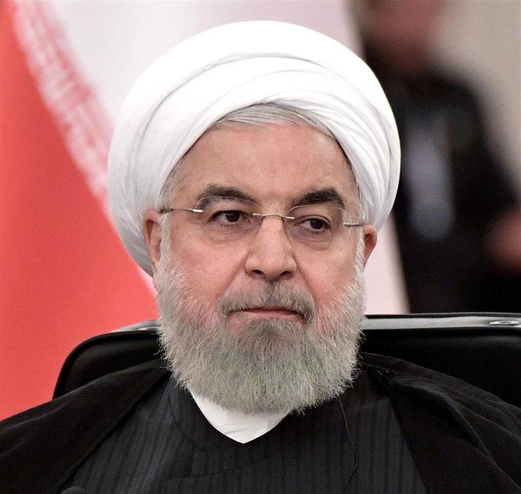 イラン・ロウハニ大統領(ロイター)