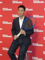 手術から復活目指す錦織圭「来年後半にはいいテニスを」