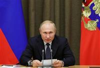 プーチン大統領「NATOは問題解決手段にならず」