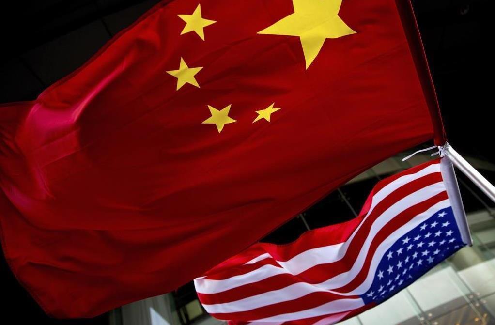 米下院でのウイグル人権法案可決に、中国は反発している(AP)