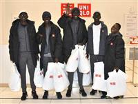 群馬が五輪・パラに向け支援加速 前橋ではユニクロが南スーダン選手団に衣類を無償提供、太…