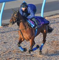 アーモンドアイが1位 有馬記念、出走へ調整