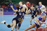 日本、ロに敗れ2敗目 ハンド女子世界選手権