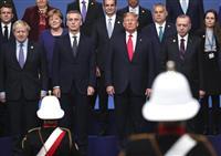 対中国「NATOとして取り組む問題」 首脳会議、宣言発表し閉幕