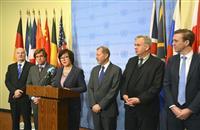 欧州6カ国が北非難声明 弾道ミサイル発射 米国は今回も加わらず