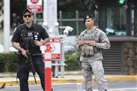 ハワイ真珠湾の海軍施設で銃撃 少なくとも3人負傷