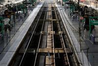 フランスで大スト始まる 年金改革に反対 9割国鉄止まる