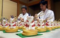 干支土鈴作り「がんばってマウス」大阪・羽曳野