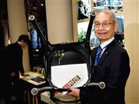 【ノーベル賞'19】吉野さん、ノーベル博物館でサイン 恒例行事スタート