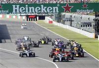 好調ホンダ F1人気は復活するか