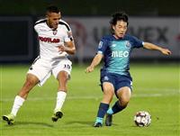 中島はフル出場 サッカーのポルトガル・リーグ杯