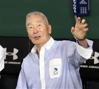 金田正一さん追悼展開催 野球殿堂博物館、13日から
