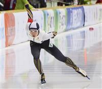 小平が女子1000メートルで4位 スピードスケートW杯