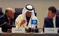 """""""サプライズ減産""""で原油価格上昇 OPECプラス合意"""