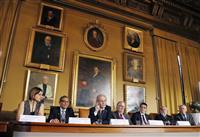 【ノーベル賞'19】吉野さん「企業研究者の励みに」 公式記者会見