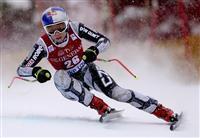 平昌「2冠」レデツカ初V W杯スキー女子滑降第1戦