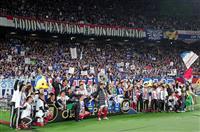 直接対決にJ史上最多の観客 横浜MとFC東京