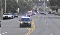 フロリダの米軍施設で発砲 3人死亡、7人負傷