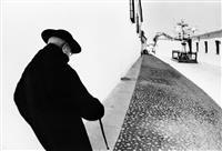 個展「奈良原一高のスペイン-約束の旅」 人間の原点、醒めた熱狂