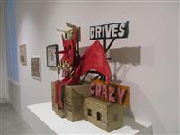 人気アーティストのキュートな悪魔たち 六本木で個展