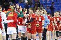 日本、モンテネグロに敗戦 女子世界ハンド2次リーグ
