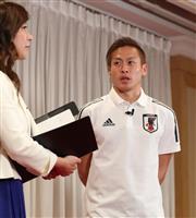 横浜M・仲川「努力がようやく実った」 けがから復帰、Jリーグ最優秀選手