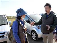 【台風19号】被災者に車貸し出し 宮城の団体、栃木で始動