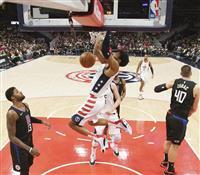 八村17得点もウィザーズ黒星 クリッパーズ戦 NBA