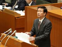 台風不手際で森田健作千葉知事が給与、ボーナスを計83万円減額