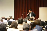 福岡で認知症予防セミナー 内科医ら100人が参加