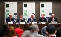 露首相「ヒステリーの継続」 WADA決定に異議申し立て主張