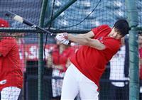 大谷が12月2日から投球練習再開 9月の膝手術で中断