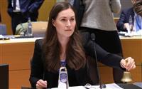現職最年少34歳の首相誕生 女性、フィンランド
