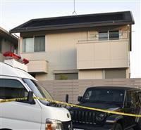 「かっとなって刺した」 浜松、社長殺害容疑の男