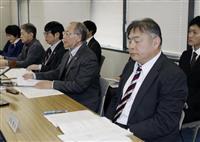 16時間指導「教諭が退学示唆」 神戸・高1飛び降り、第三者委が報告書
