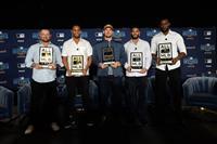 トラウトら両MVPを選出 初のオールMLBチーム