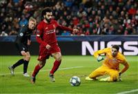 最終戦で突破決めた王者リバプール サッカー欧州CL