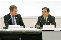 IPC会長「W杯以上」東京パラの事務折衝